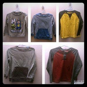 Other - 5 Kids Korner 3T Long-Sleeve Shirts